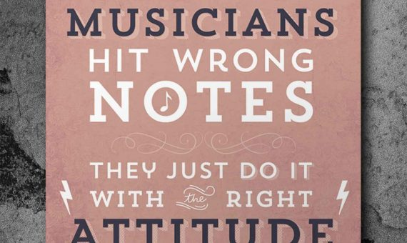 Music & Arts Inspirational Posters